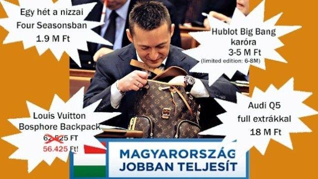 A Fideszből dobták föl Rogán Antalt?