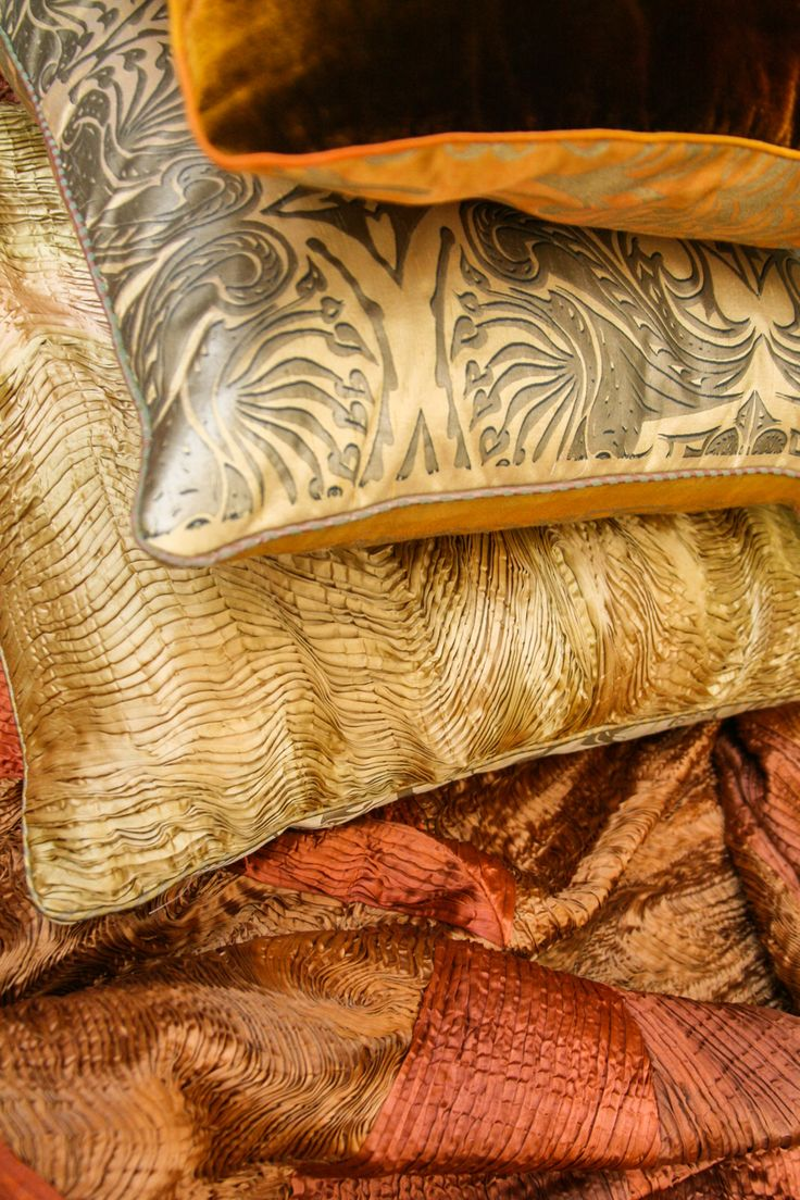 Luxury Cushions by Charles and Patricia Lester http://bit.ly/1SIDx4i #interiors #softfurnishings