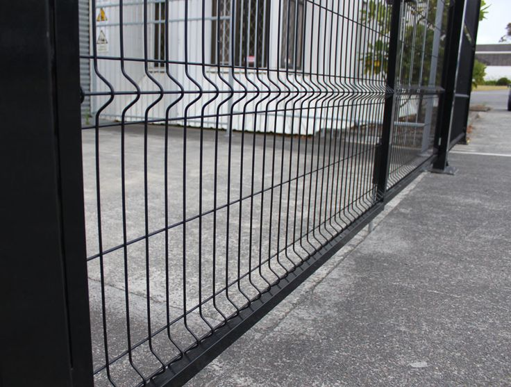 Get Gates & Fence It - Industrial Fencing