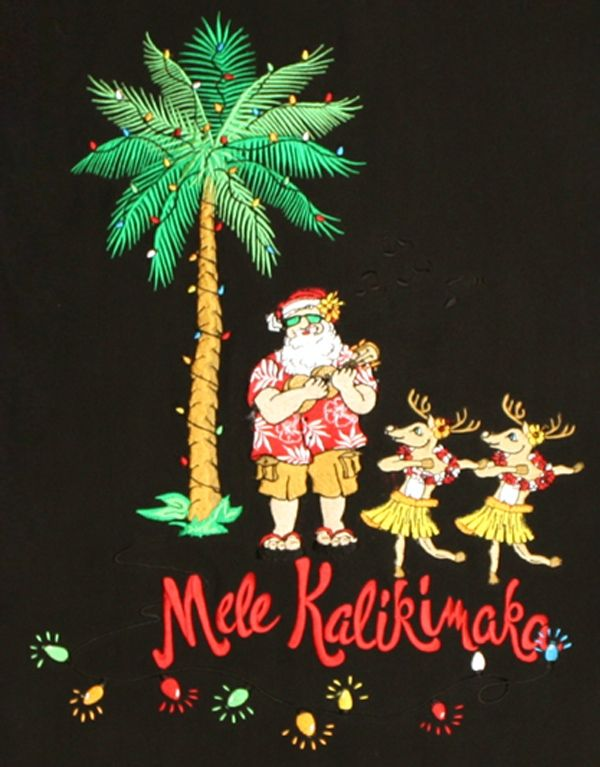 Merry Christmas In Hawaiian.Aloha Christmas Images Reverse Search