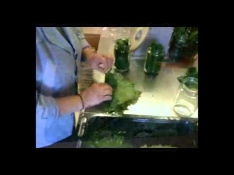 VINE LEAFS IN BRINE  Sellected vine leafs in brine.  Net weight: 650 gr. https://www.sintagigiagias.gr