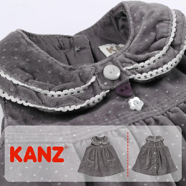 Minik kızınızın ilk elbisesi neden bu harika Kanz Elbise olmasın? :) Şimdi %20 indirimle Kanz ve S&D Mağazaları'nda!