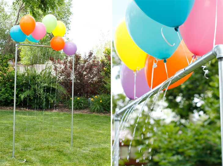 Home Depot Outdoor Challenge: Kid Sprinkler Toy! - A Ruffled Life