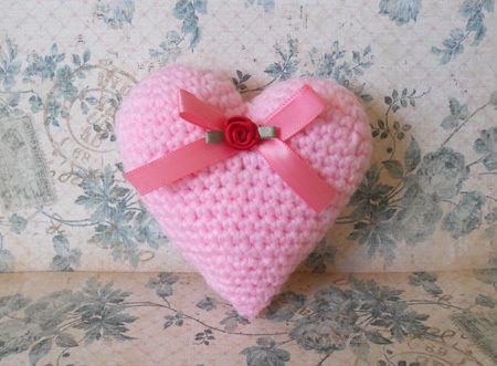 Amigurumi Heart - Valentine's day pattern