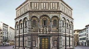 Battistero di Firenze, II secolo