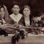 A partir de la fotografía post-mortem se puede revivir la sensibilidad del México decimonónico utilizada en ámbitos sociales y políticos