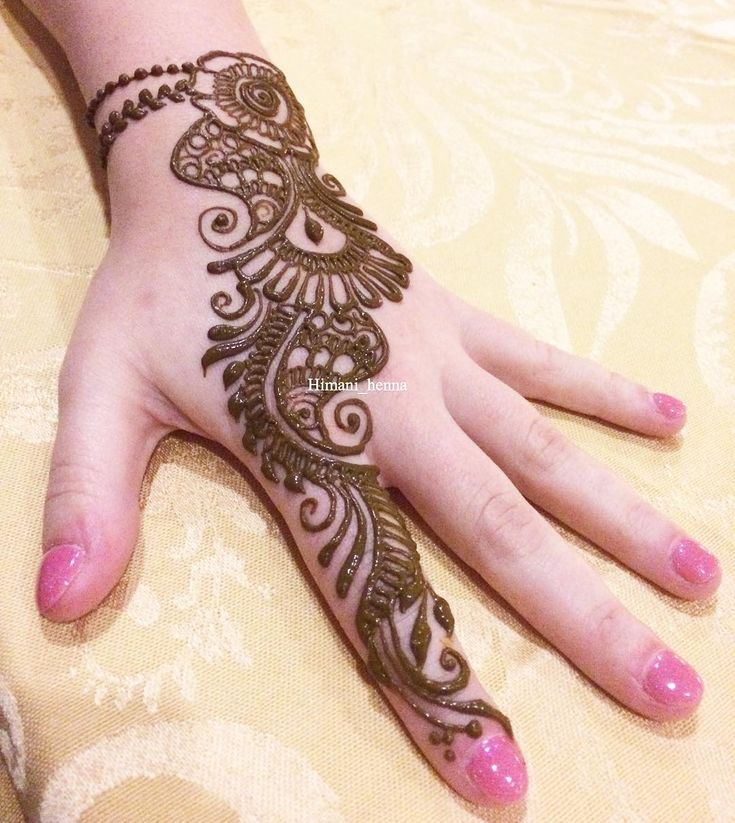 Best 25+ Beginner Henna Designs Ideas On Pinterest