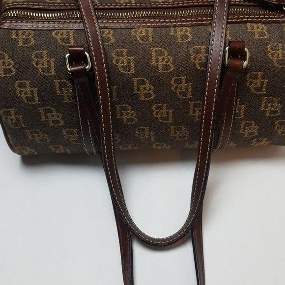 eb454b463 Dooney and Bourke Signature Barrel Bag | Women's fashion | Barrel ...