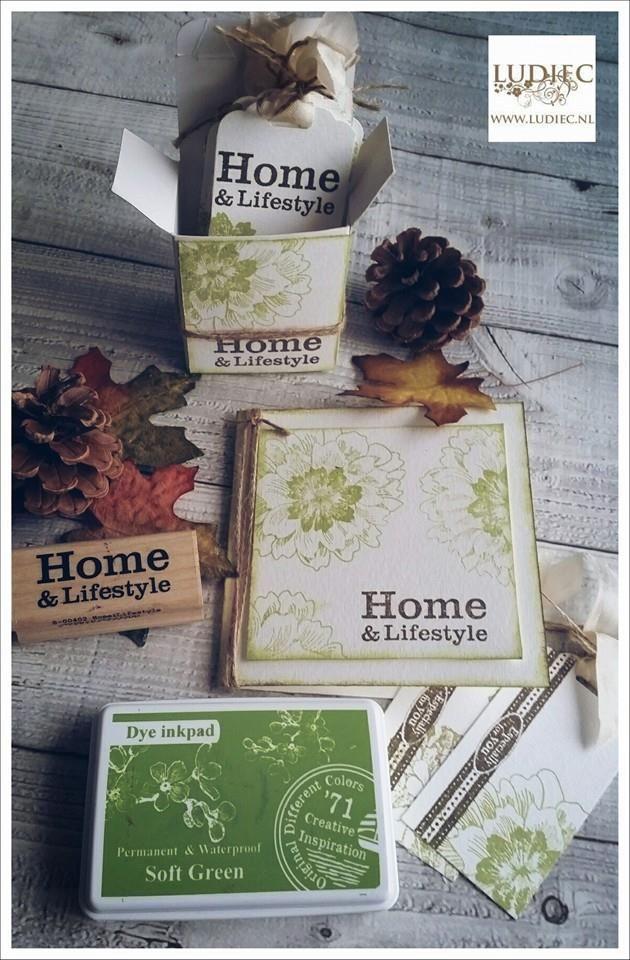 Different Colors Stempel www.houseofstamps.de