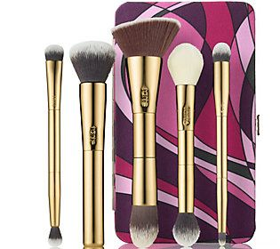 tarte tarteist toolbox 5-pc brush set & palette