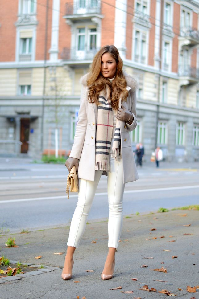 Winter Whites | stiletto meets espresso