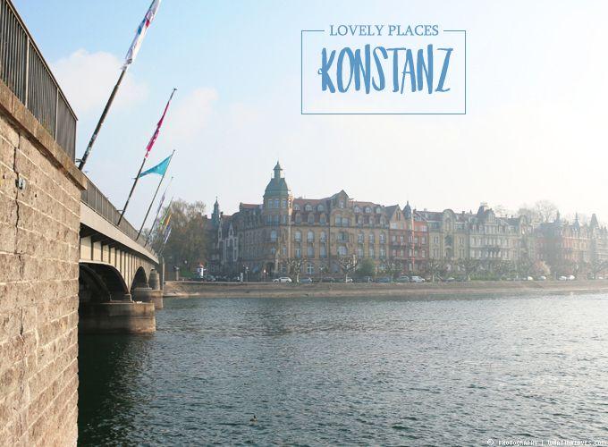 Heute möchte ich euch von meinem kleinen Ausflug nach Konstanz am Bodensee  berichten, den ich im April zusammen mit meiner Freundin ge...