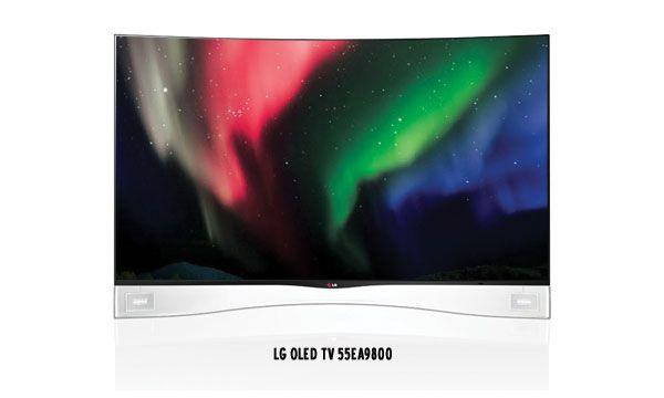 LG OLED TV 55EA9800