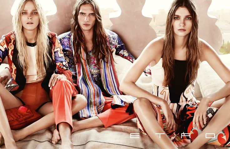 Etro- i love all the colors and patterns in this campaign plus Carmen Kass!: Mario Testino, Etro Spring, Bright Color, Ads Campaigns, Carmen Dell'Oref, Spring 2012, 2012 Campaigns, Carmen Kass, 2012 Ads