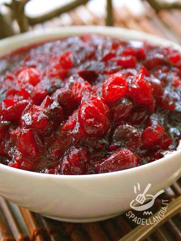 La Salsa ai mirtilli (per carne e pollo) è una salsa ideale per stupire le suocere con un jolly originale: il vostro pollo non è mai stato così buono!