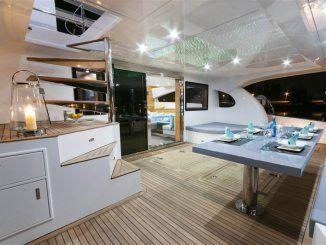 SKYLARK | Luxury yacht charters | Catamaran for charter | Sunreef Yachts Charter
