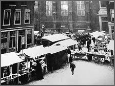 geschiedenis, Markt in Schiedam