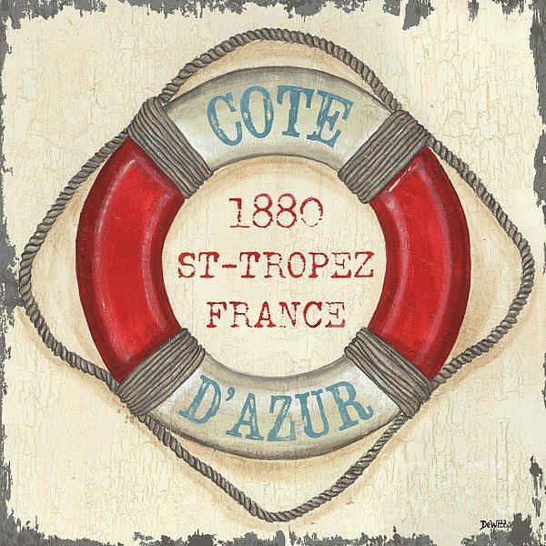 La Mer Cote D'Azur (Debbie DeWitt)