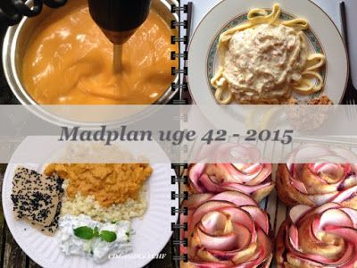 CDJetteDC's LCHF: MADPLAN uge 42 - 2015