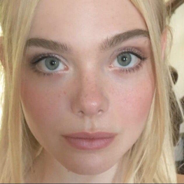 Elle Fanning Beauty Makeup Makeup Looks Natural Makeup