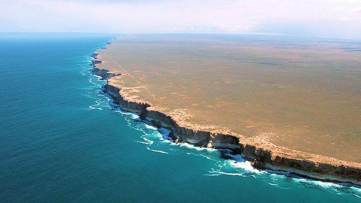 Nullabor Coastal Cliffs, South Australia