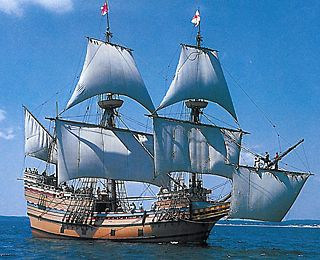 Mayflower II - Plymouth