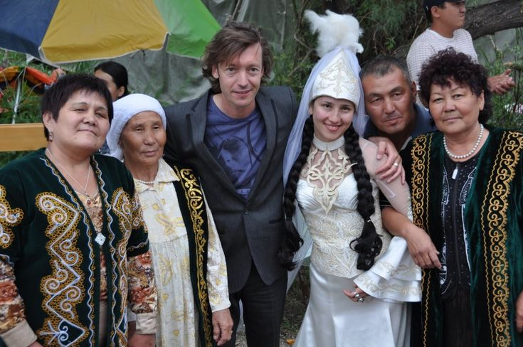 Tradiční svatební obřad v Kazachstánu, Foto: Marcela Plíšková