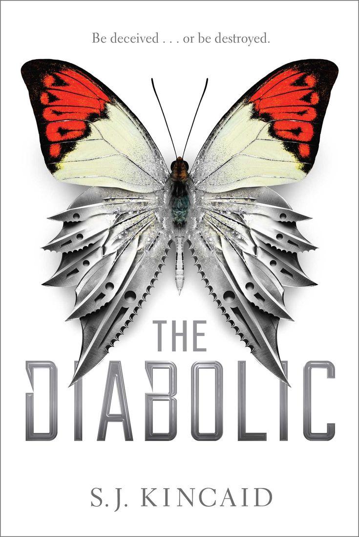 The Diabolic – S.J. Kincaid https://www.goodreads.com/book/show/28953922-the-diabolic