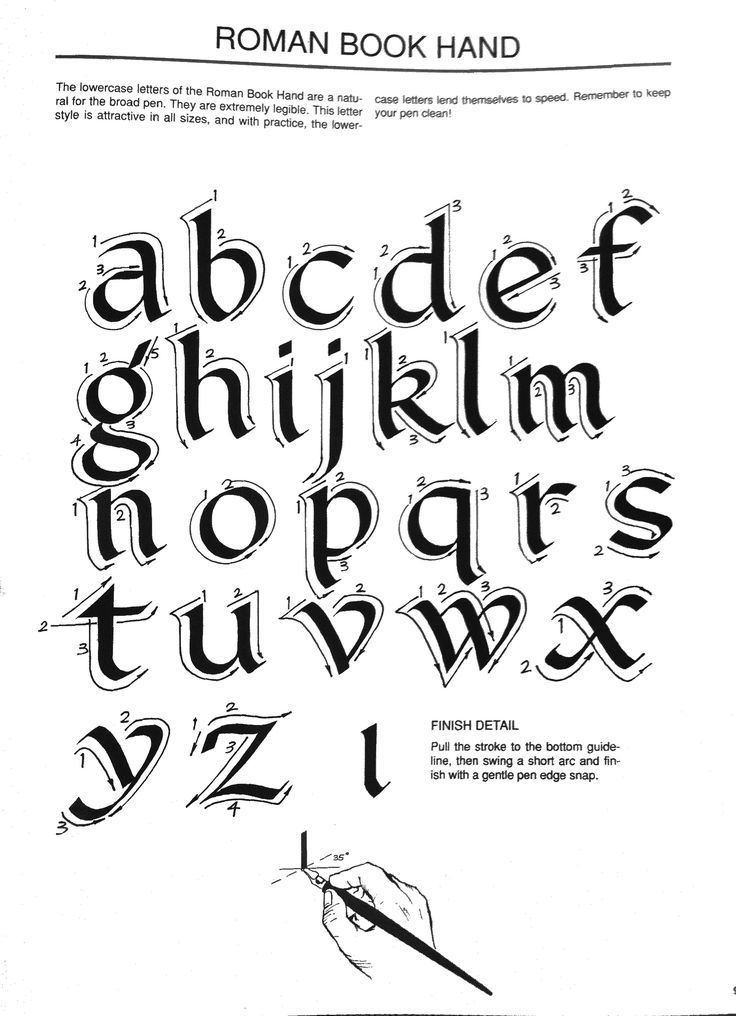 234 Best Craft Calligraphy Images On Pinterest Doodles