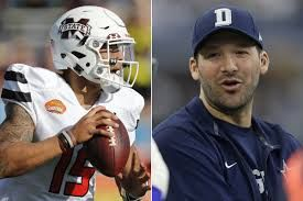 The Cowboys? New Quarterback Deleted All His Old Tweets Ripping Tony Romo