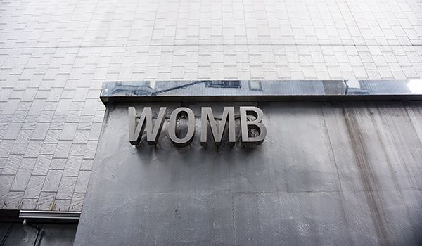 Womb is a legendary Shibuya nightclub that frequently makes the Top 100 Clubs in the World list compiled by DJmag. The cover charge varies depending on each event, usually ranging from 1500 yen to 4000 yen.