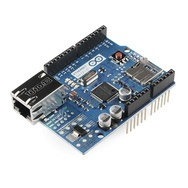Arduino Ethernet Shield, to connect arduino controller board to ethernet