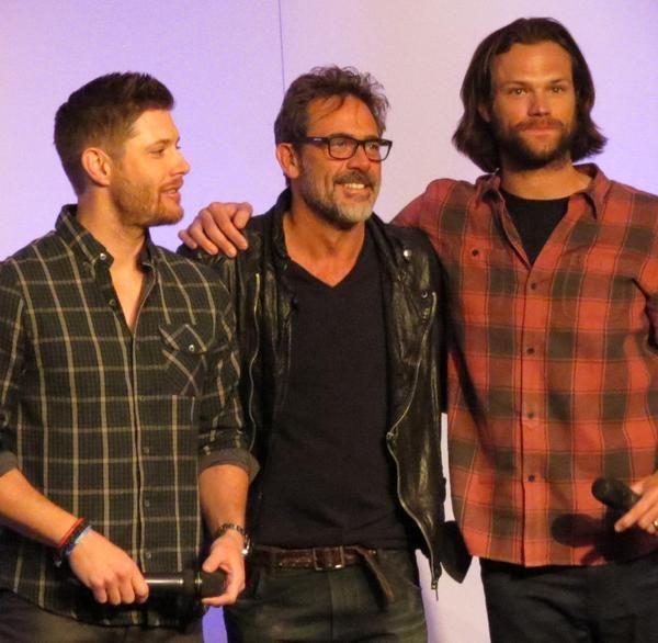 Jensen Ackles, Jeffrey...