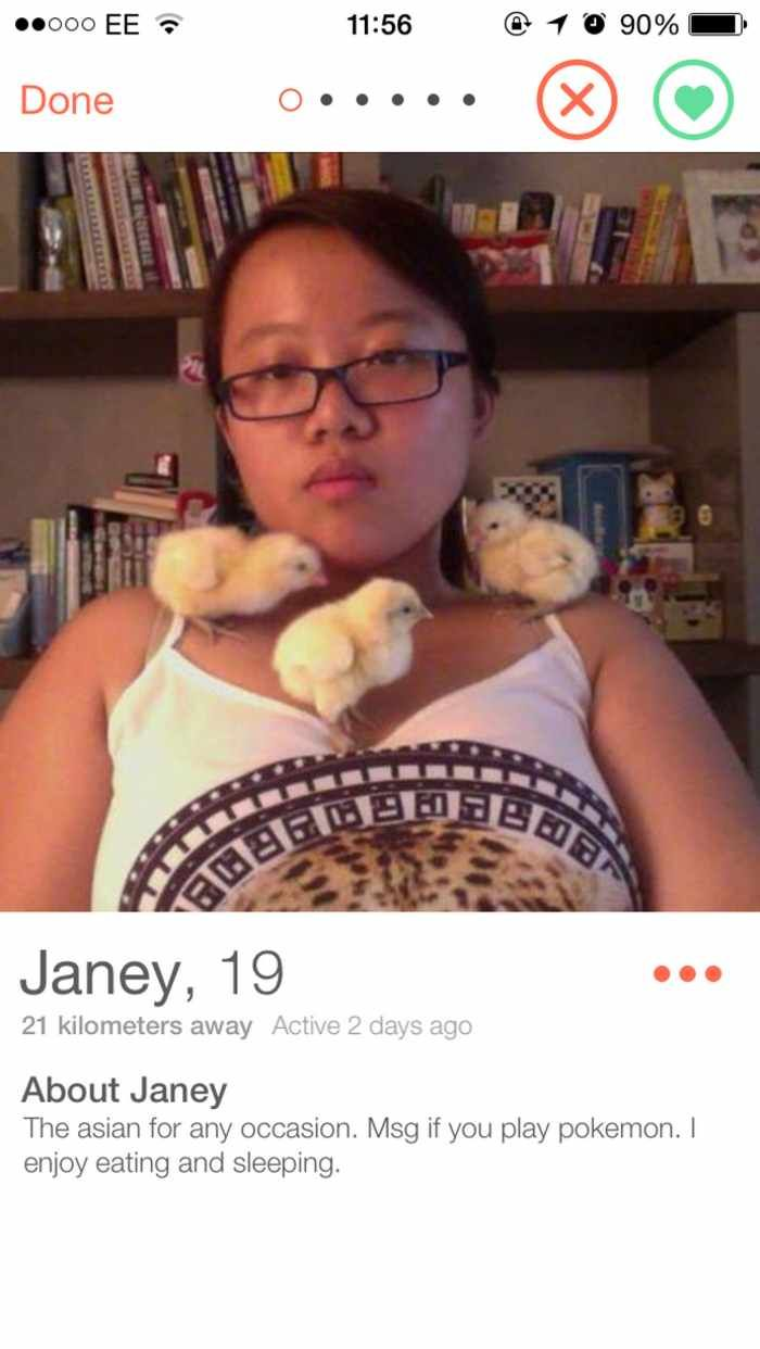 50 Most Creepy Tinder Profiles They Might Just Work -13