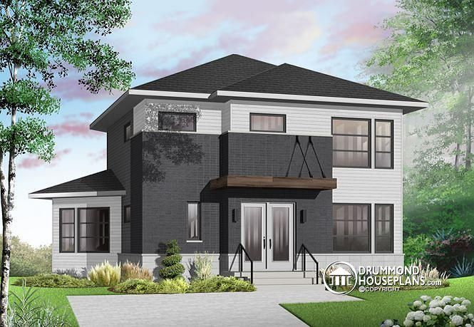 Tiny Home Designs: 1000+ Images About Modern House Plans & Contemporary Home