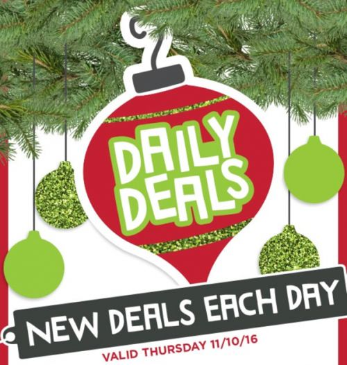 Michaels Canada 1-Day Deals: Save 50% Off All Strung Beads & More Offers! http://www.lavahotdeals.com/ca/cheap/michaels-canada-1-day-deals-save-50-strung/136529