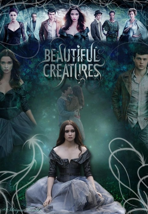 beautiful creatures this movie is cray cray but i liked