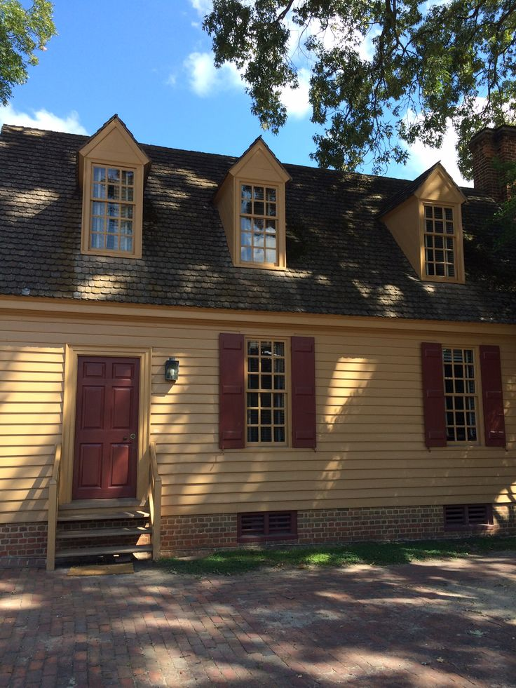 Historic Lodging Colonial Houses Lewis House. Part of