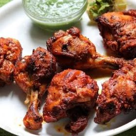 Tandoori Chicken doesn't need any description....