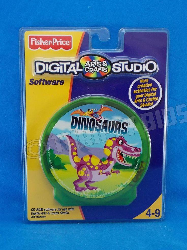 Digital Arts And Crafts Studio Cd Rom Software