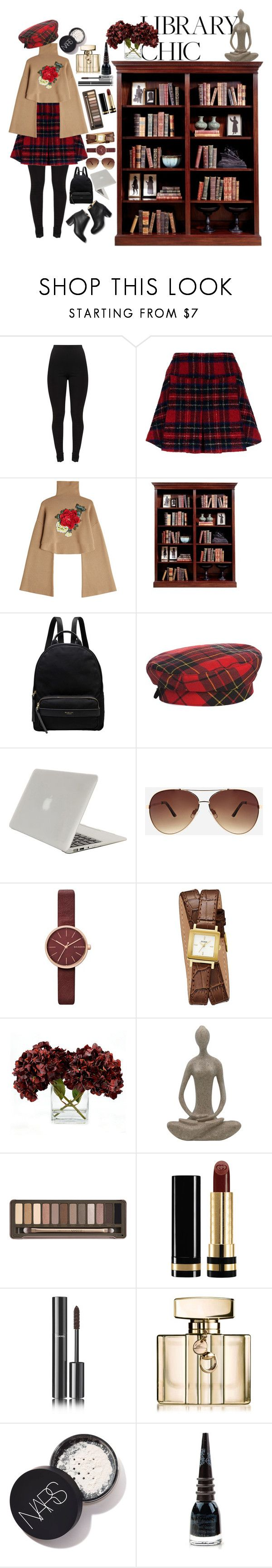 """""""Classic is Chic"""" by luthfia-fsani on Polyvore featuring Pinko, William Fan, Radley, Eric Javits, Tucano, Ashley Stewart, Skagen, GUESS, Frontgate and Urban Decay"""