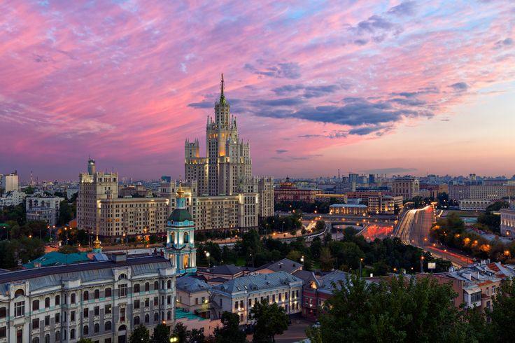 Россия, Москва, высотка, Котельническая, набережная, stalin, stalinist, skyscrapper, embankment, Kotelnicheskay