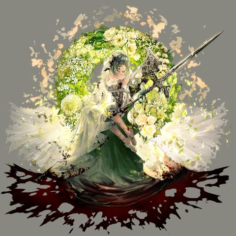 ✦『B.A.D.』シリーズ等で著名な綾里けいし先生のダークファンタジー 『異世界拷問姫 2(http://amzn.to/2c1u3HT)』 のイラストを担当させて頂きました!  MF文庫Jよ