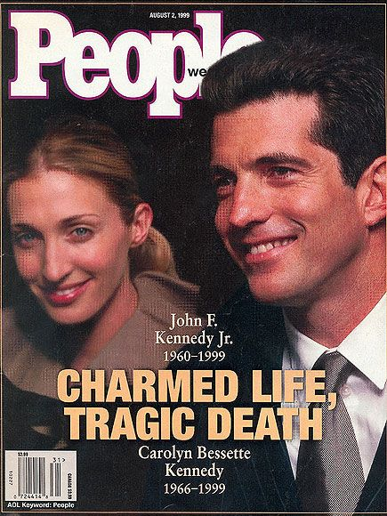 Remembering JFK Jr. and Carolyn Bessette 15 Years Later | TWO LIVES CUT SHORT | When America mourned the couple in the summer of 1999, they weren't just reflexively memorializing another dead Kennedy. They were also mourning for the loss of potential the pair represented: two young people, it seemed, who could have done anything.