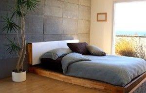 Gambar Desain Kamar Tidur Minimalis Sederhana | Rumalis | Desain Rumah Minimalis