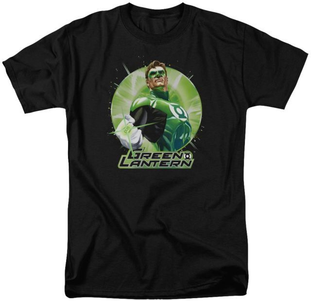 Alex Ross Green Lantern T-Shirt - Superhero T-Shirt