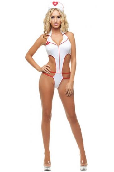 看護婦   ナース   コスチューム   コスプレ   ホットテディ-yy1383 - コスプレ衣装通販 コスチューム販売 「コスクール」@ローズヒップ