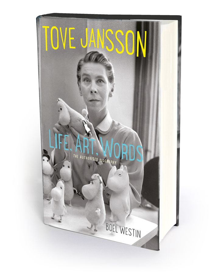"""""""Based on numerous conversations with Tove, and unprecedented access to her journals, letters and personal archives, """"Tove Jansson: Life, Art, Words"""" offers a rare and privileged insight into the world of a writer whom Philip Pullman described, simply, as 'a genius'."""""""