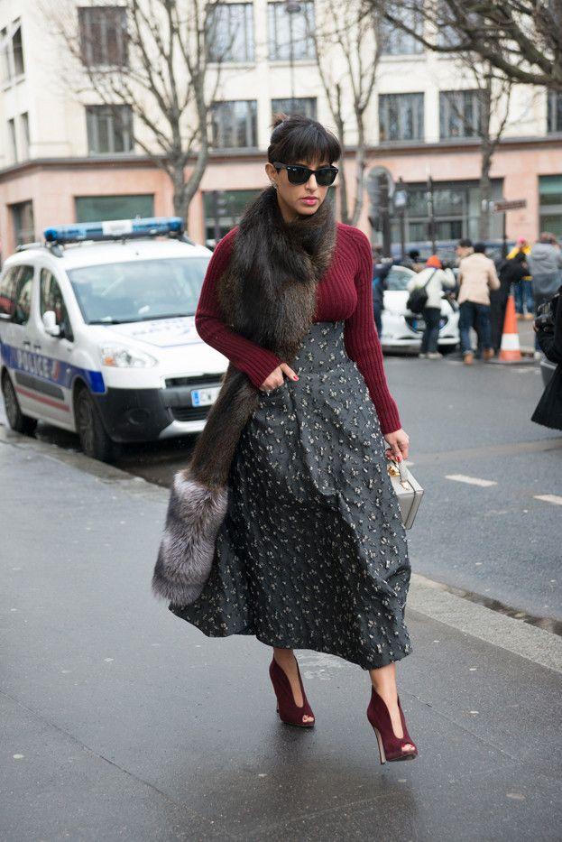 This Saudi Arabian Princess's Style Is Beyond Cool via @WhoWhatWearUK