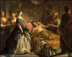 Antiochus a Stratonice, Jean Raoux